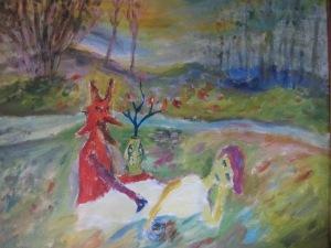 miscellaneous Scott's paintings 026