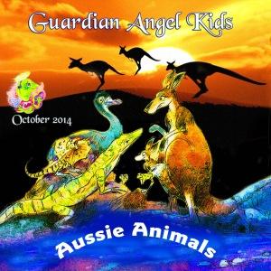 Oct GAK Aussie animals