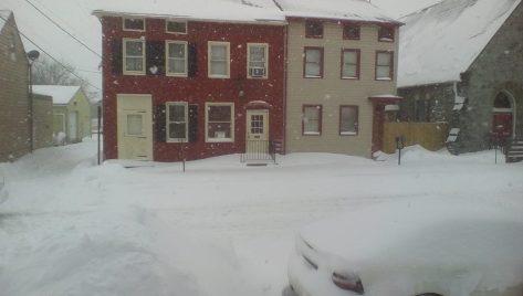 snowstorm 2016