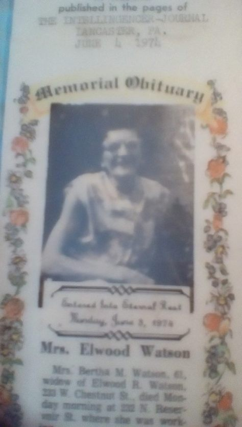 grandma Watson