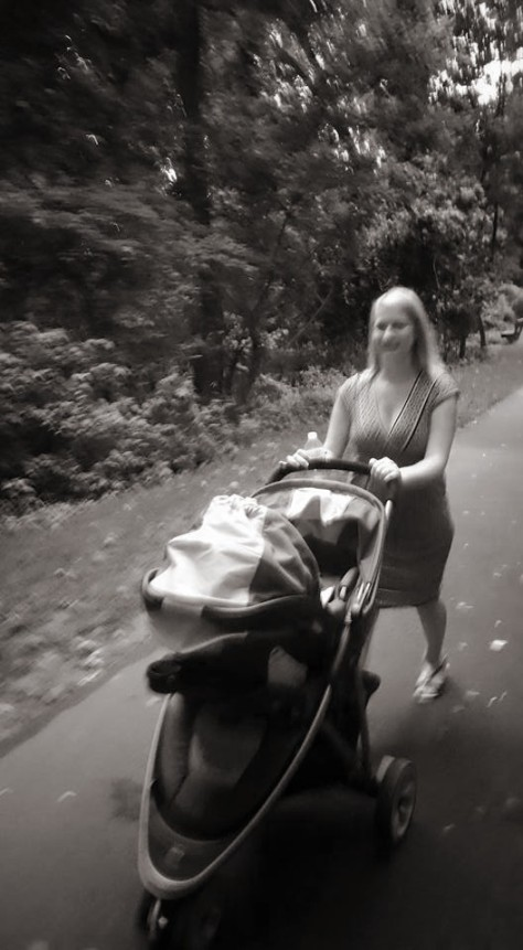 melisa strolling Miles